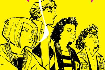 Paper Girls is the next great American comic book