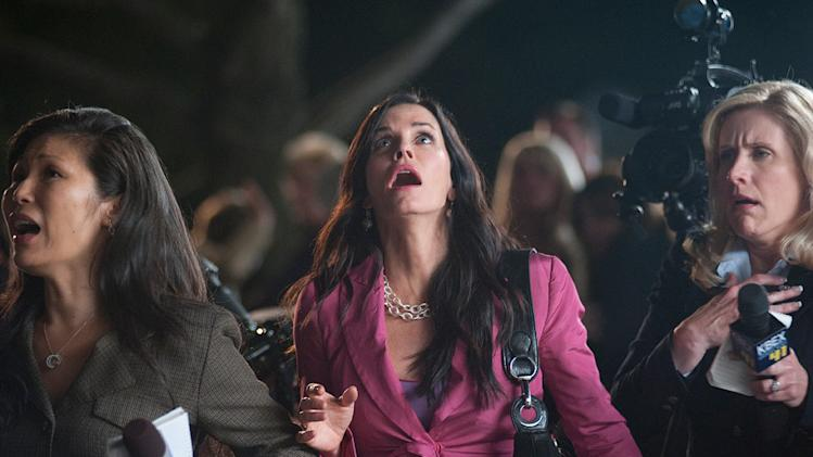 Scream 4 Dimension Films 2011 Courteney Cox Arquette