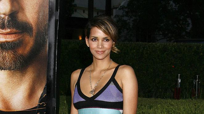 The Soloist LA Premiere 2009m Halle Berry