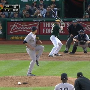 Reddick's RBI single