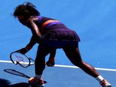 Teen Tennis Phenom Beats Serena Williams