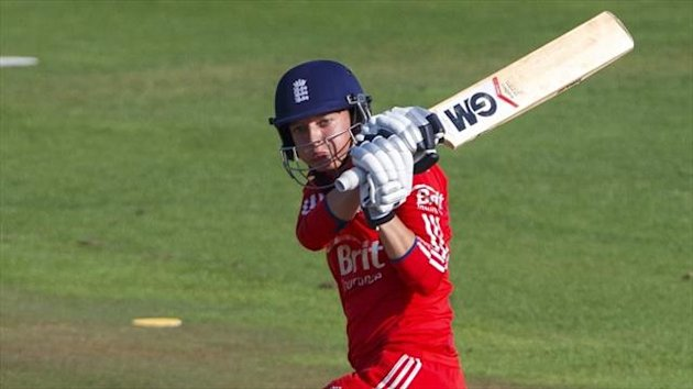 Sarah Taylor's 77 led to England to victory on Tuesday