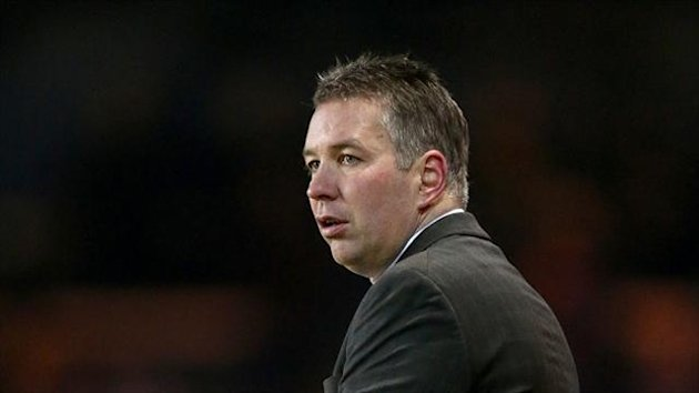 Darren Ferguson will lead his Peterborough side out at Wembley in the Johnstone's Paint Trophy