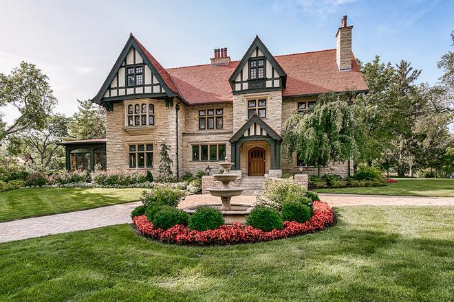 House of the Day: How About $2M for a Renovated Tudor Revival Outside St. Louis?
