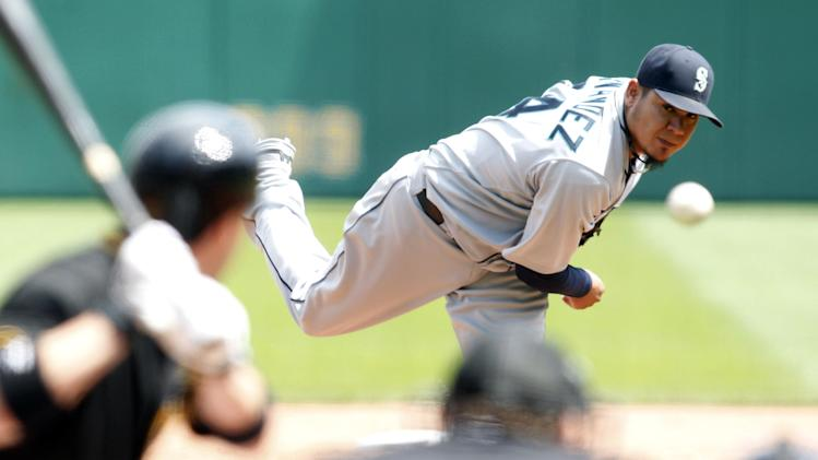 MLB: Seattle Mariners at Pittsburgh Pirates