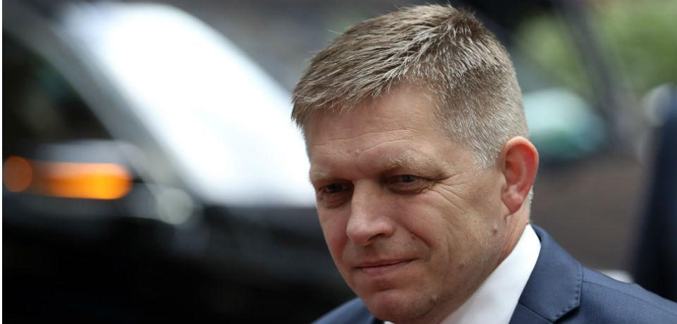 The Slovak PM Decried Fascism in His Country. Is He Responsible for It?