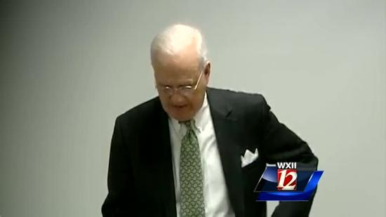 Raw Video: Steven Tisdale news conference
