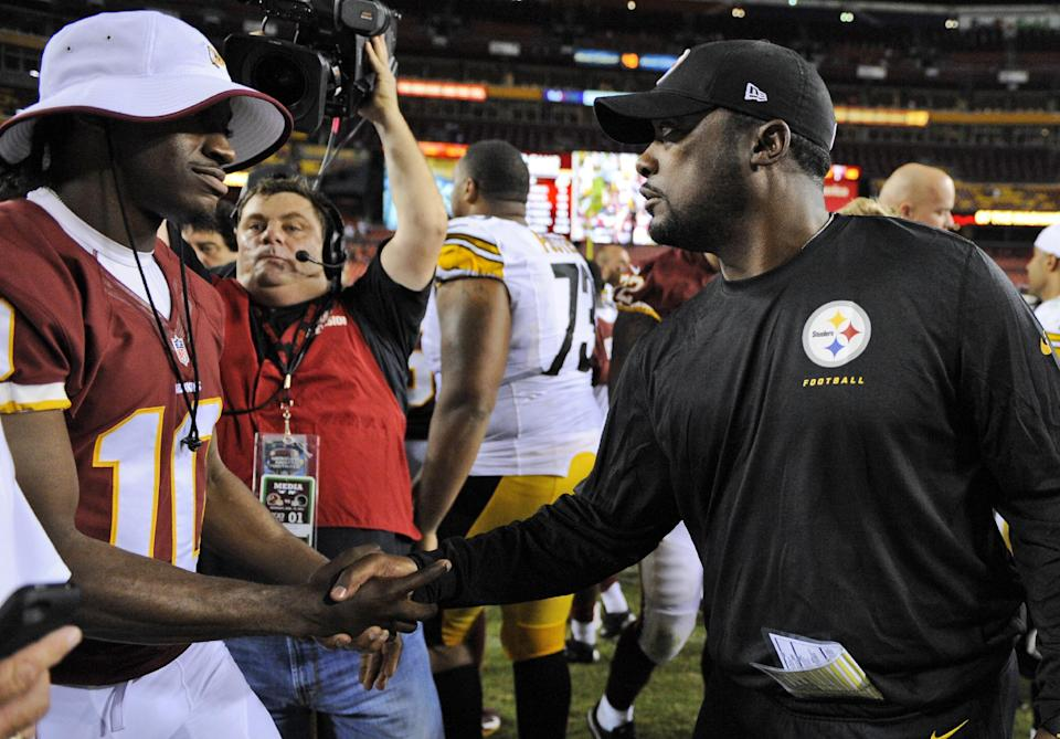 5 things we learned from Steelers-Redskins game