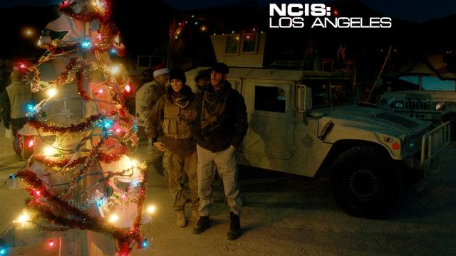 NCIS: Los Angeles - A Christmas Tree