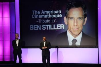 "Ben Stiller Honored By American Cinematheque, Called ""Renaissance Man Of Comedy"""