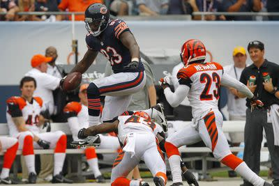 Bears vs. Bengals live stream 2015: Game time, TV schedule and how to watch online