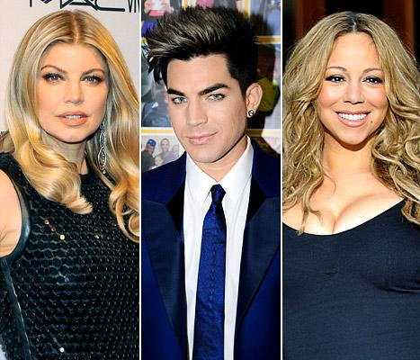 Who Will Replace Jennifer Lopez on American Idol: Adam Lambert, Fergie or Mariah Carey?
