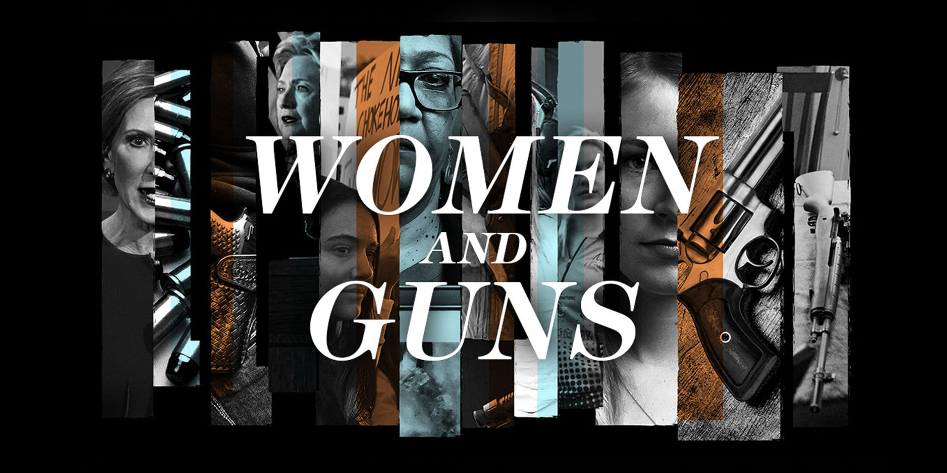 The Truth About Women and Guns