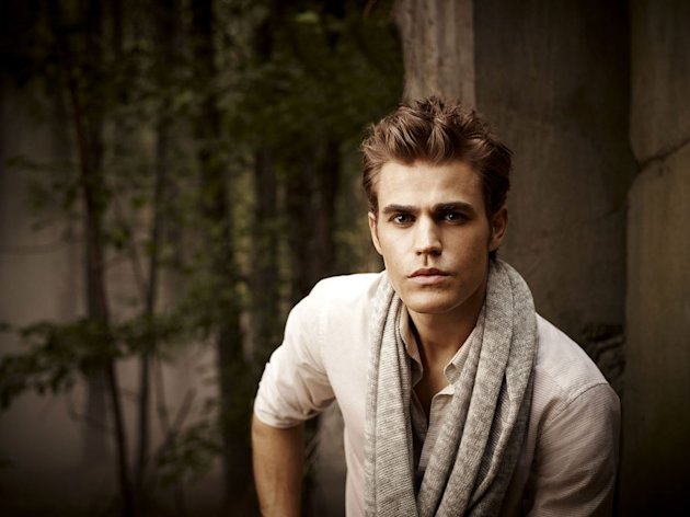 Paul Wesley stars as Stefan in &quot;The Vampire Diaries.&quot; 