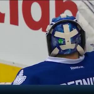 Wild at Maple Leafs / Game Highlights