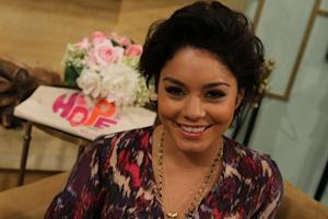 Vanessa Hudgens appears on Access Hollywood Live on July 18, 2011 -- Access Hollywood