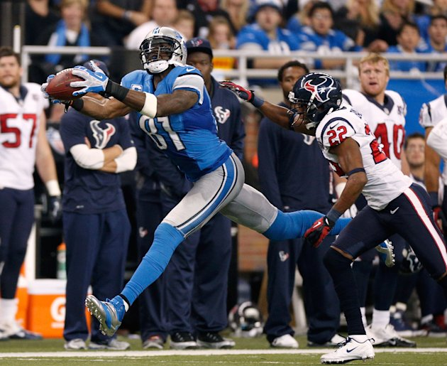 Houston Texans v Detroit Lions