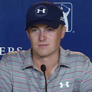 Jordan Spieth news conference before THE PLAYERS