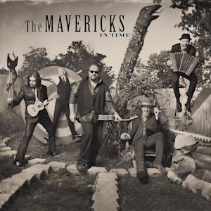 "This CD cover image released by Valory shows ""In Time,"" by The Mavericks. (AP Photo/Valory)"