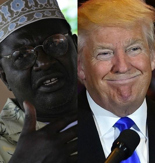 Comin' Out Of The Woodwork: President Obama's Half-Brother Says He's Voting For Donald Trump