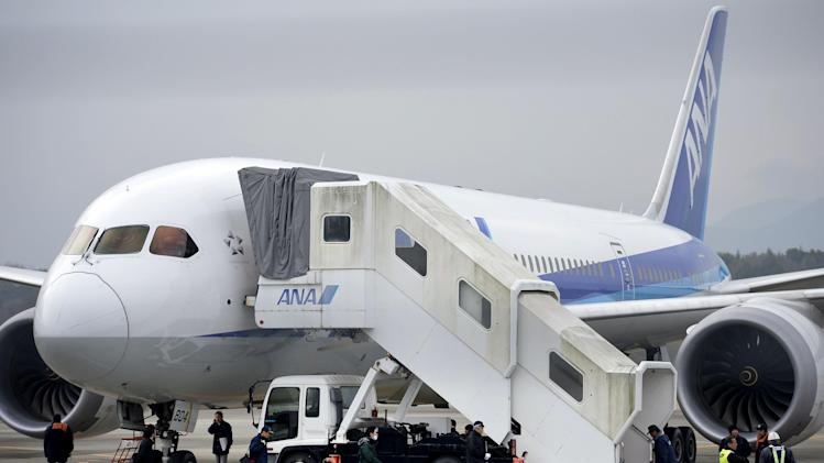 Japan probe finds miswiring of Boeing 787 battery