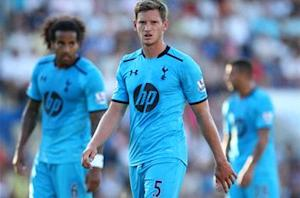 Villas-Boas hopeful injured Vertonghen to be back for start of season