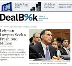 New Dealbook rolls out