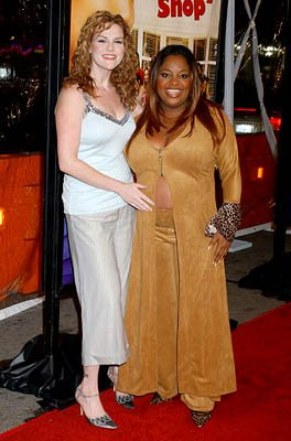 Premiere: Sara Rue and Sherri Shepherd at the LA premiere of MGM's Beauty Shop - 3/24/2005