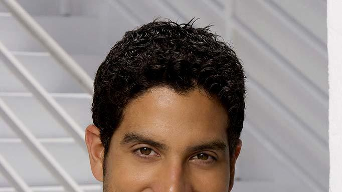 Adam Rodriquez stars as Eric Delko in CSI: Miami.