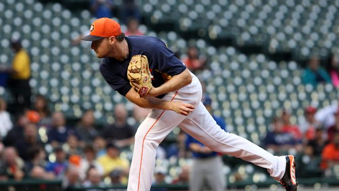 MLB: Spring Training-Chicago Cubs at Houston Astros