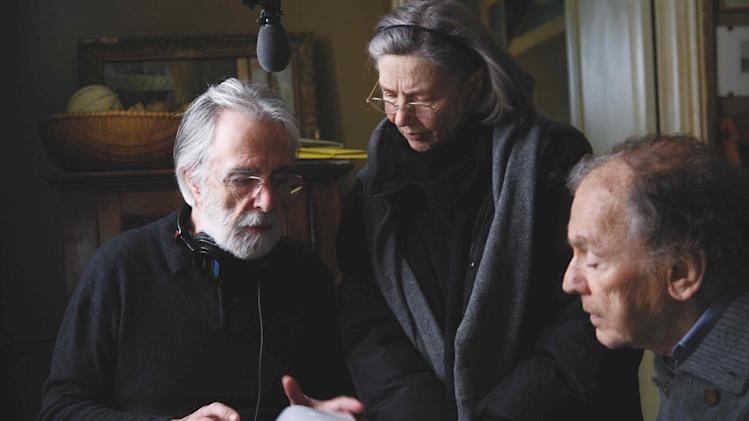 Oscar's Oldest Nominee, Emmanuelle Riva, on 'Amour': It's a Gift In the Last Stage of My Life