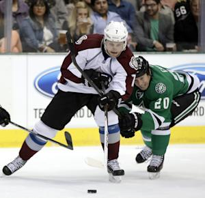 Stars power past Avalanche 5-1