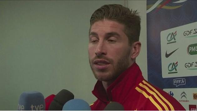 Reaction following Spain's 1-0 defeat of France