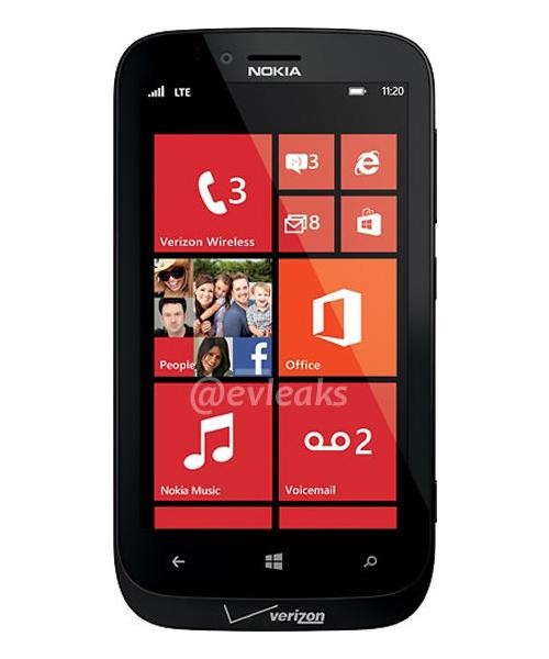 Leak suggests Verizon will get Windows Phone 8-powered Nokia Lumia 822