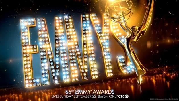 The key art for the Emmys 2013 -- Academy of Television Arts & Sciences