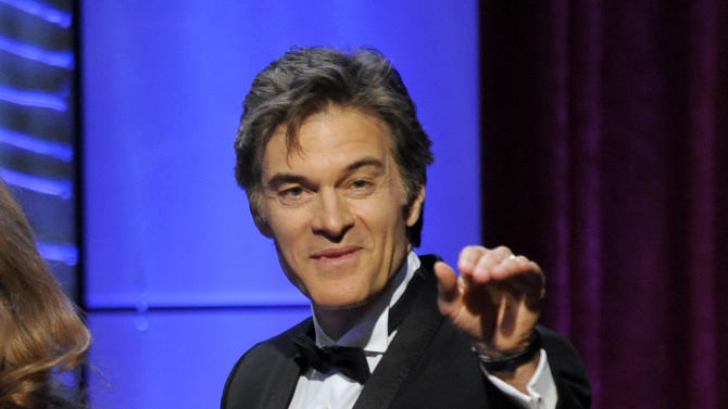 Dr. Oz to launch lifestyle magazine with Hearst