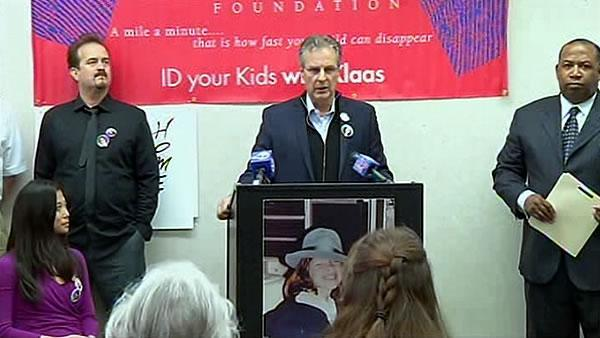 KlaasKids Foundation unveils child protection tools