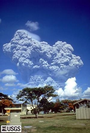 Major Volcano Eruptions Could Stymie Hurricanes