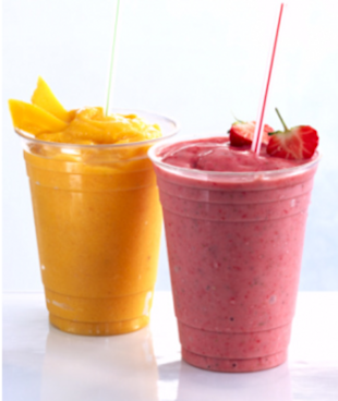 Fruit juice and smoothies are usually just code for sugary water.