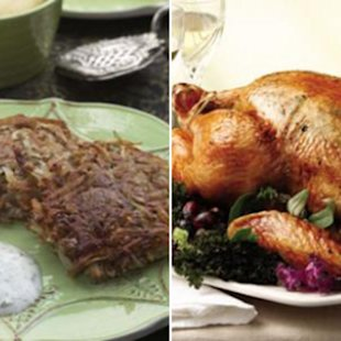 What Should You Make for Thanksgivukkah? Check Out This Fun, Delicious Menu for Thanksgiving + Hanukkah 2013