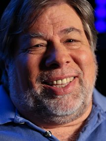 Photo of Steve Wozniak