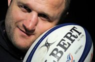 Injury-hit French giants Toulouse have named forwards coach William Servat, pictured in march 2012, as a standby squad member as they prepare for their European Cup campaign, manager Guy Noves said Monday