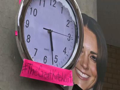 The 'Great Kate Wait' Continues