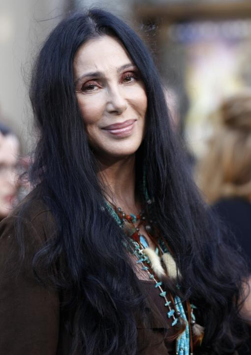 "File photo of cast member Cher at the world premiere of the film ""Zookeeper"" in Los Angeles"