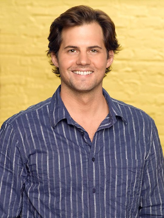 Kristoffer Polaha stars as Tim O'Malley on ABC Television Network's Miss Guided