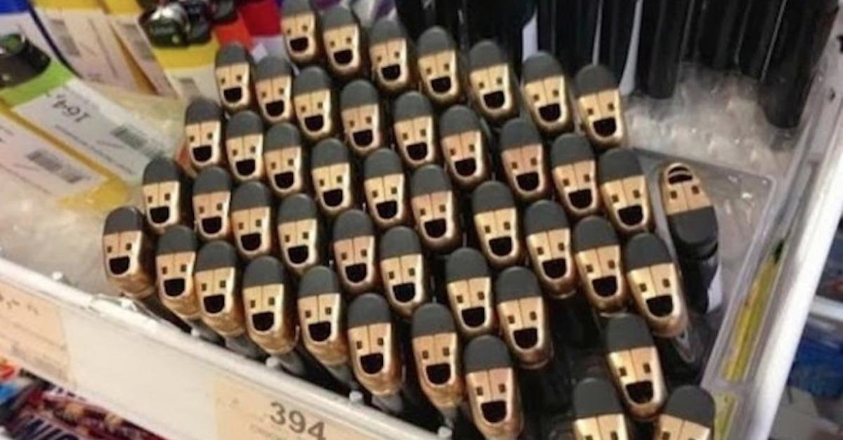 25 Pics Of Everyday Things That Have Faces On Them