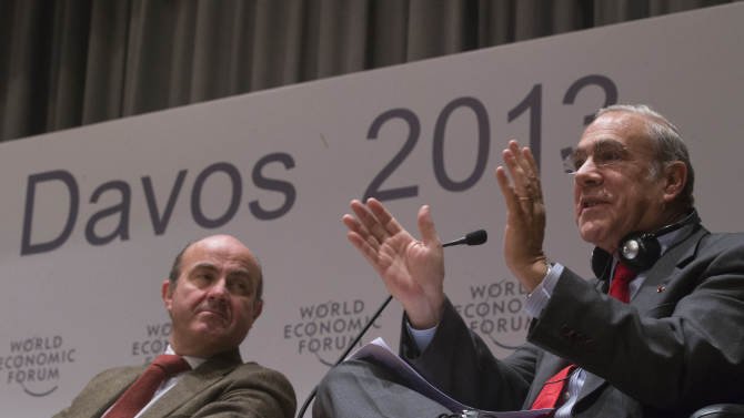 Davos summit ends with warnings on global economy