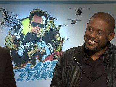 The Last Stand: Interview With Forest Whitaker and Rodrigo Santoro