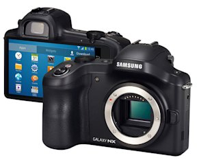 GALAXY NX 8 Samsung Galaxy NX: Kamera Mirrorless Pertama Dengan Android & 4G LTE news kamera hybrid foto video
