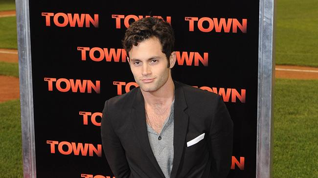 The Town Boston Premiere 2010 Penn Badgley
